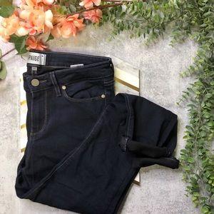 Paige Kensington Skinny Verdugo Ankle Jeans